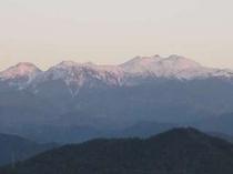 ⑧初冬の乗鞍岳(2009.12.2)