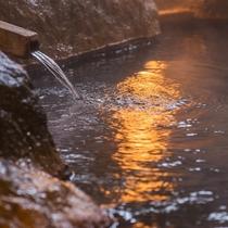 露天風呂(薬師温泉)
