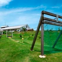 ゴルフ場 遊具