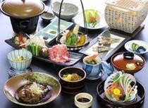 【湖国近江会席】滋賀県の伝統の味を盛り込んだ会席膳