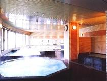 大浴場 サウナ付き大浴場