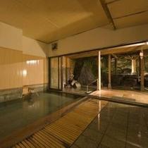 大浴場『ほへとの湯』深夜12時〜男女入れ替えとなります。
