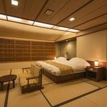 『臥待ち月』はカップルにおススメのお部屋タイプです