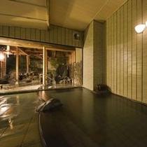 大浴場『いろはの湯』深夜12時〜男女入れ替えとなります。
