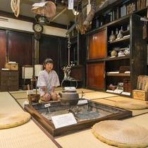 「雪国館」では、「雪国」湯沢の暮らしぶりや歴史をご覧いただけます