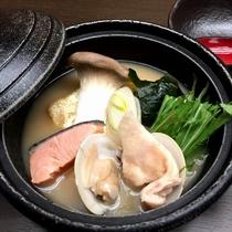 17年初春「風雅」七のごっつお(温物)からいすけ鍋