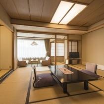 広縁付きの和室12.5畳