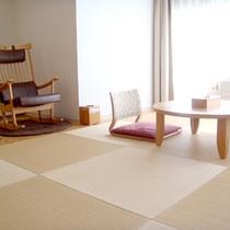 *和室一例/最大4名様までご利用頂ける、落ち着いた雰囲気の和室です。