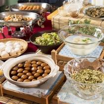 【朝食】和食、洋食、お好きな料理を好きなだけ召し上がれ!※バイキングは日により和定食になる場合あり