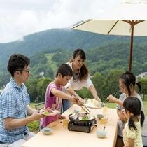 タカミヤグループのホテル「樹林」では蔵王高原でジンギスカンを楽しめる♪