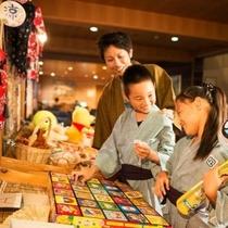 蔵王のタカミヤグループ「ホテルルーセント」では、人気の 縁日を毎日開催♪