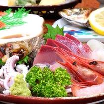 春〜秋の会席料理(一例)