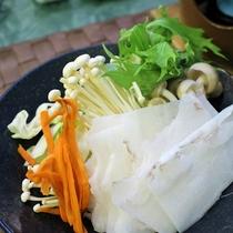 *【食事・一例】稚内で食事をした!!と思っていただけるようなお料理をご用意しております。