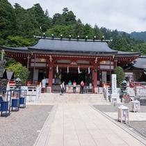 *(大山観光)阿夫利神社