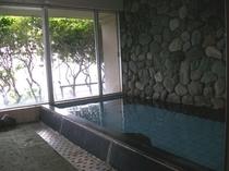 ラジウム風呂