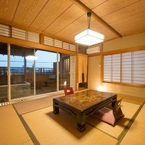 *【露天風呂付和室】人気のお部屋なのでご予約はお早めに!お日にちによってはお得に宿泊できます♪