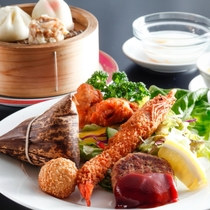 中国料理小学生様料理(一例)