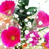 気持ちを伝える。花束・アレンジメントのご予約、ご相談下さい(一例)※ご利用の2日前までのご予約制