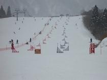スノーボード大会