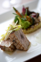 【料理例】豚肉