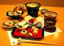 日本料理 さらさ廣 夕食例