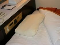 テンピュールの枕とマットレス