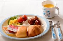 朝食バイキング(お子様)