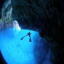 マリンクラブバスロ(青の洞窟シュノーケル)
