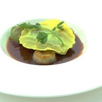 フレンチディナー「ラ・メール」  温前菜例
