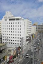ステーションホテル牧志(外観)