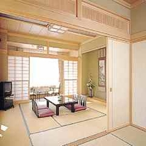 次の間・広縁付き最上階特別室