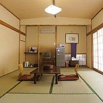 ○和室2間続き(アウトバス)【禁煙部屋】