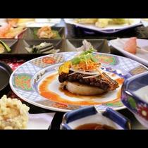 2016春からスタンダードメニューに加わった洋皿の一品☆アクセントの存在感は抜群!