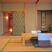 新館客室「富貴の間」