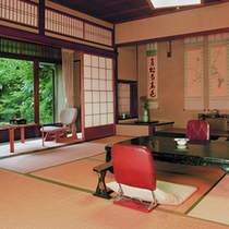 Traditional japanese style 16tatami Suite Garden room