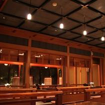 HORIGOTATSU Garden Restaurant RYOTEI YACHIYO