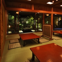 OZASHIKI Garden Restaurant RYOTEI YACHIYO
