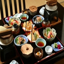 11:00〜15:00までゆったり【お昼の会食プラン】