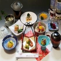 北海道ならではの旬の食材【レストラン食イメージ】