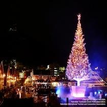 函館イベント【はこだてクリスマスファンタジー】