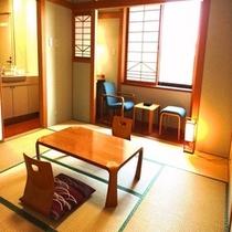 ゆったりとした造りの和室【和室一例】