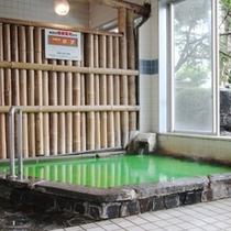 薬用ゆず風呂です。ニキビ・ヒビ・しもやけ等の改善にどうぞ。