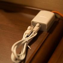 【ロイヤルイン川内】客室設備 全室インターネット接続可
