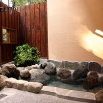 【新館】【離れ】特別室(8畳) 露天風呂付き(一例)