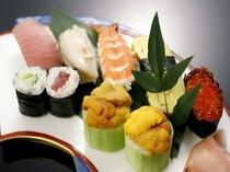 チョイス一例 『特上にぎり寿司』
