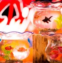 【しがっこ金魚まつり(夏)】