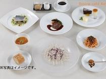 Dining Caf&eacute&#59; Ken ディナーフルコース