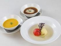【Dining cafe Ken】アラカルトスープ