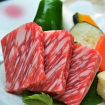 佐賀産和牛のステーキ
