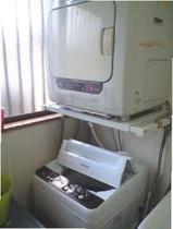 全自動洗濯機、衣料乾燥機